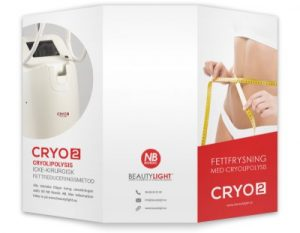 Broschyr – CRYO2 – Fram