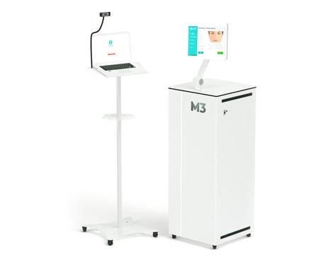 M3 från COS Medico - Utrustning för ansiktsbehandlingar - 8 i 1