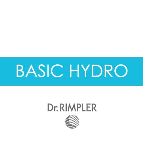 Dr. Rimpler Produktserie Basic Hydro