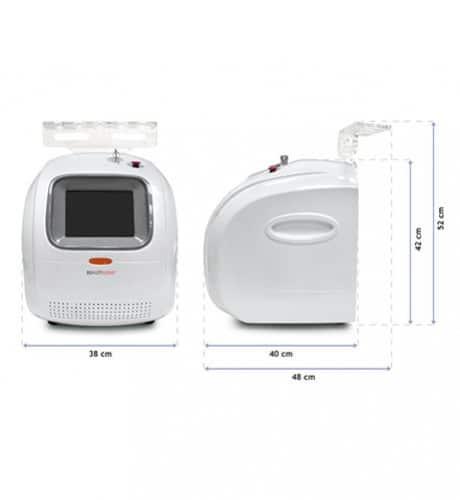 Ultracavitation + RF + Vacuum