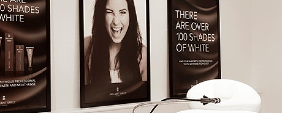 Brilliant Smile - Klinikinredning