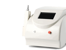DELEON Q-switched nd YAG Laser Tatueringsborttagning