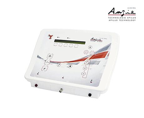 Angie 13,56 MHz - Ytliga blodkärl, pigmentfläckar och hudflikar