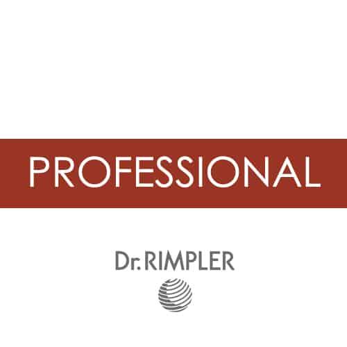 Dr. Rimpler Produktserie Professional