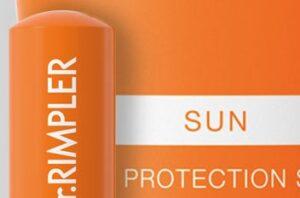 Dr. Rimpler Produktserie SUN